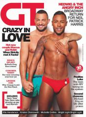 Gay Times Front Cover